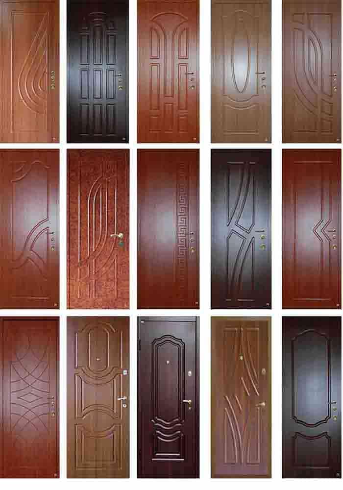 Рисунки МДФ накладки на двери