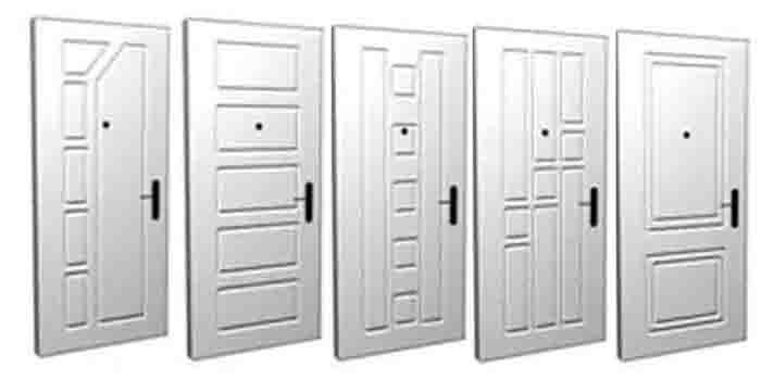 МДФ накладки на двери. Рисунки.